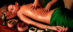 the healing art of massage